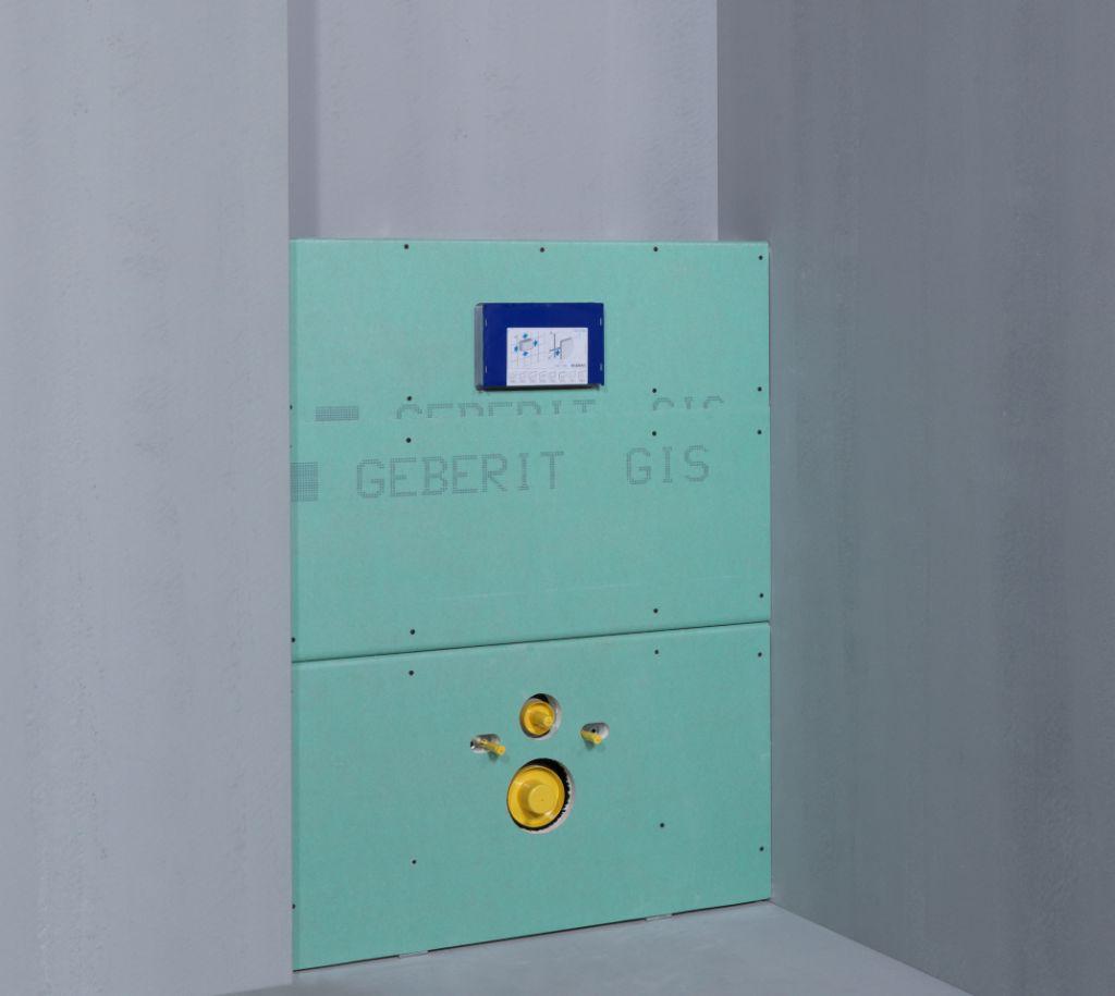 Geberit présente ses nouveaux modules GISeasy pour WC suspendus