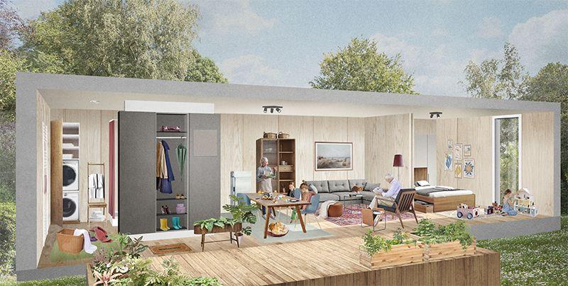 Pilootproject Housing 4.0 Energy: wonen met een lage ecologische voetafdruk