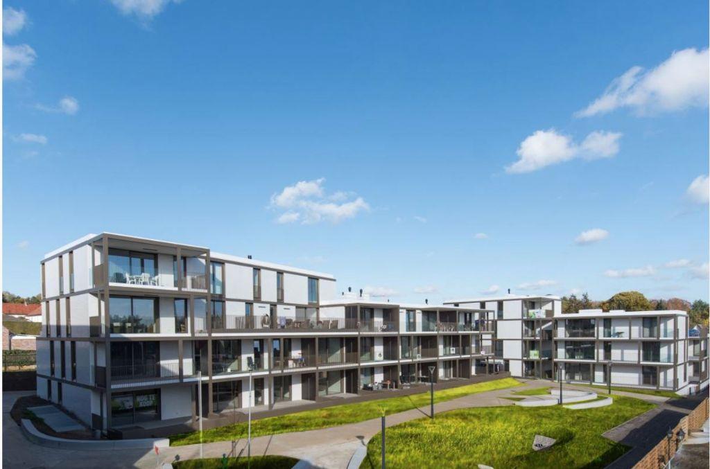 Woonproject Lumase, in het centrum van Lummen.