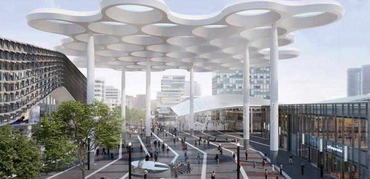 Bezoek Stationsbuurt Utrecht met BVA en Zinkinfo