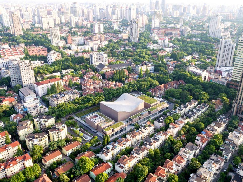 Shangai Symphony Hall - Shangai