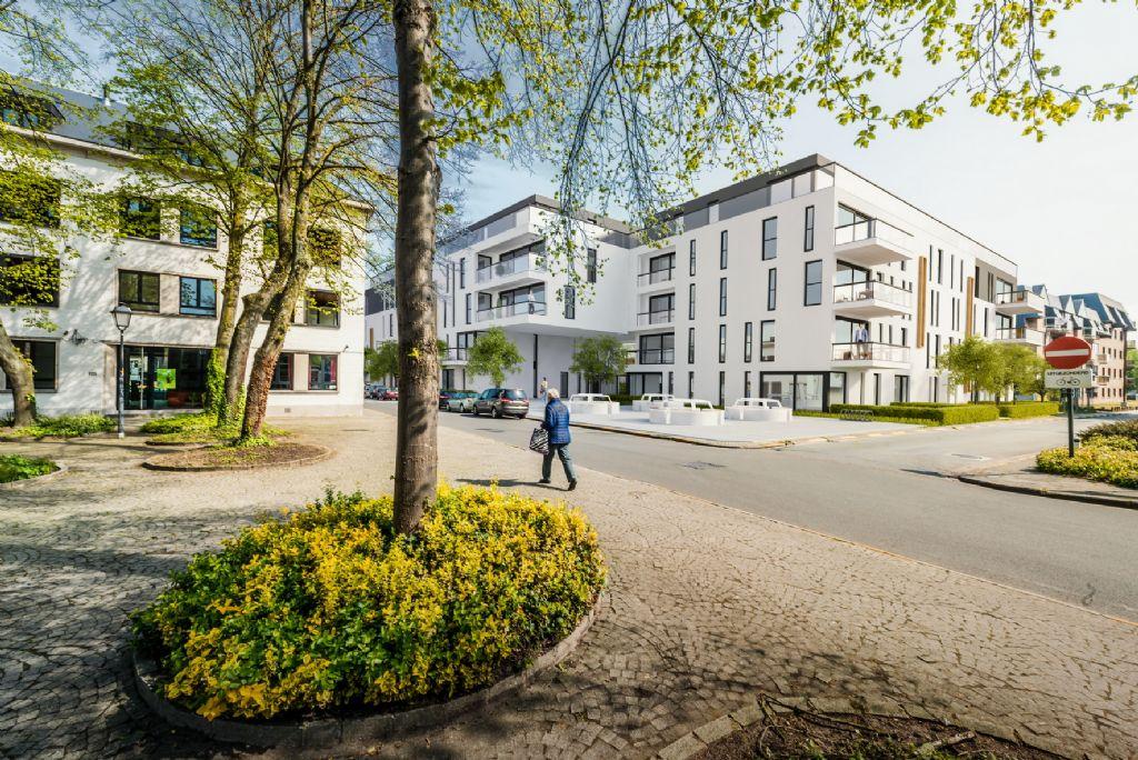 Vaartlink: appartementen in harmonie met de omgeving