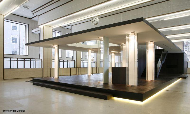 Studio Farris - Vlaams Parlement
