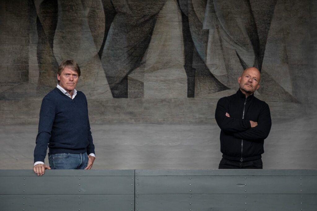 Anton Gonnissen en Vincent Van Duysen