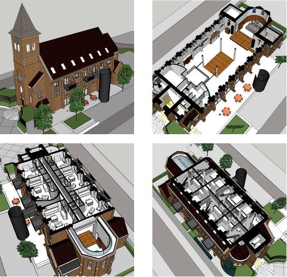 Herbestemming kerkgebouw… met behoud van de kerkfunctie