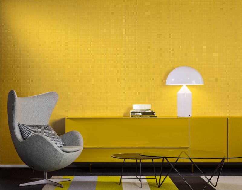 Arte brengt opnieuw een hedendaagse versie van Le Corbusier-muurbekleding