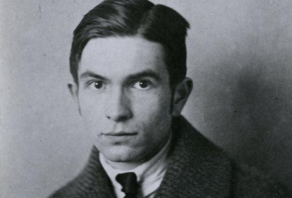 Paul Van Ostaijen.
