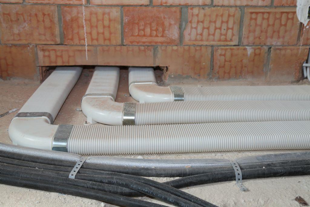 Zeven nieuwe onderdelen vervolledigen assortiment Easyflex-ventilatiekanalen