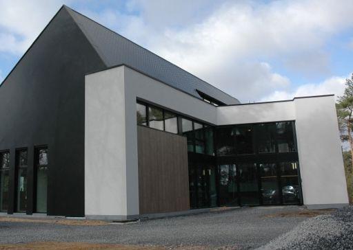 Rockpanel platen helpen Stebo-office duurzaam te maken