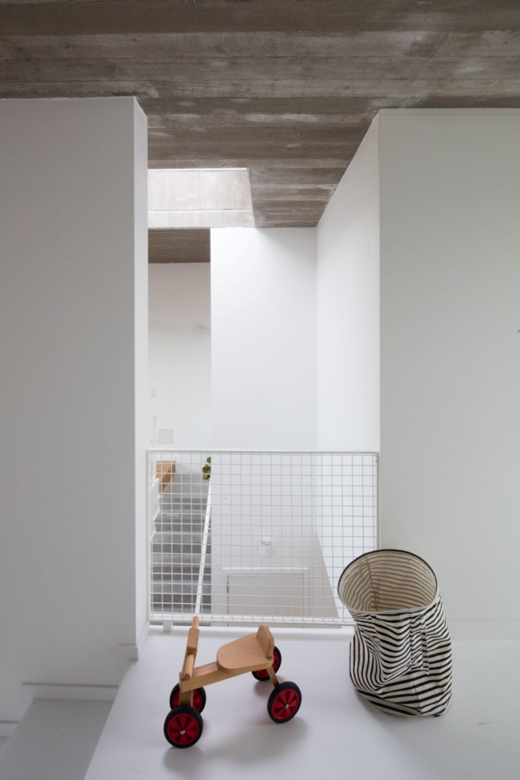 MADAM architectuur ontwerpt twee onafhankelijke duplexappartementen