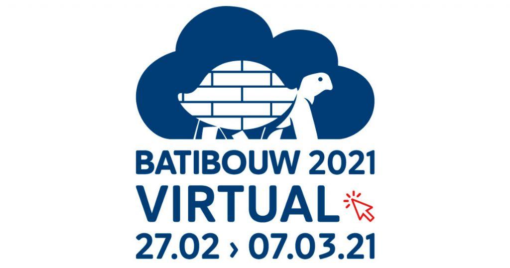 BATIBOUW 2021 : le plus grand showroom virtuel pour les constructeurs et rénovateurs