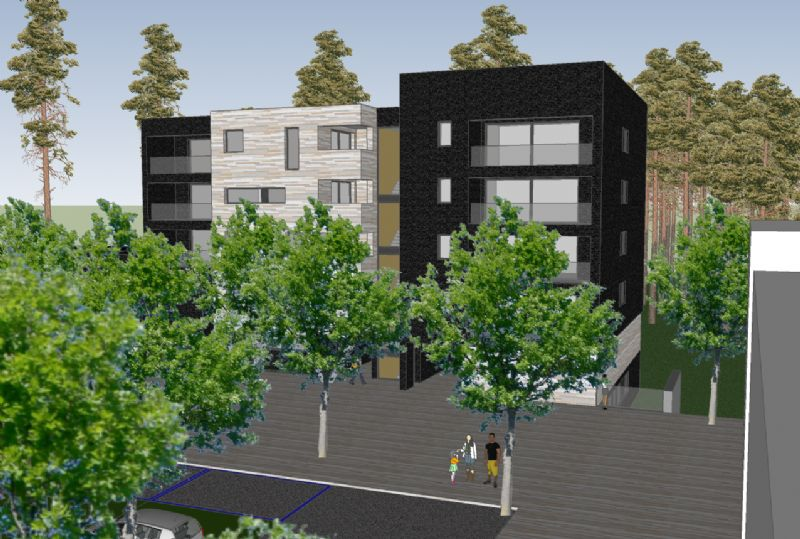 Net niet: Ruimtelijke en architecturale studie Sledderlo fase 2 (hippo architecten)
