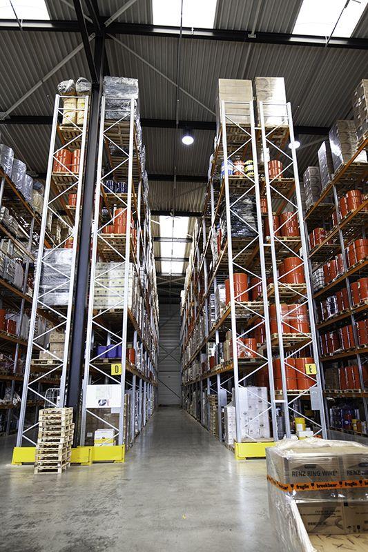 Davantage de clarté dans le secteur de la logistique !