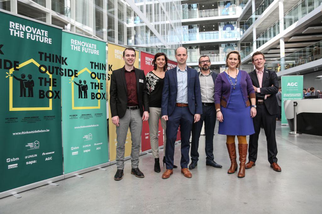 'Renovate the future' : rénover durablement en commençant par l'enveloppe du bâtiment