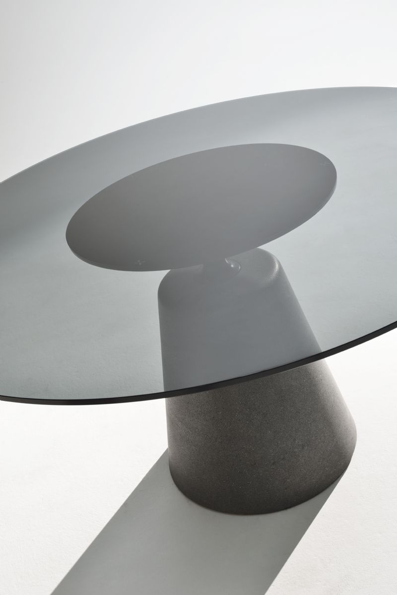 De Rock Table van MDF Italia.