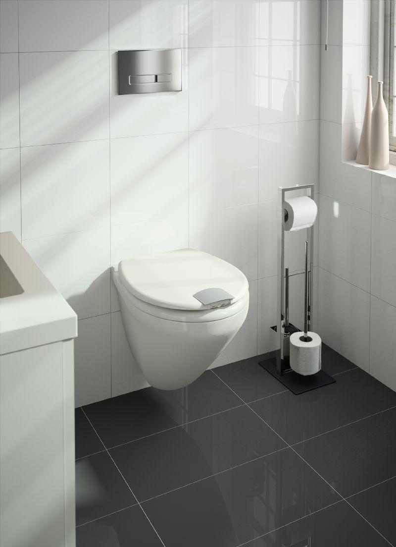 De Nighty wc overdag.