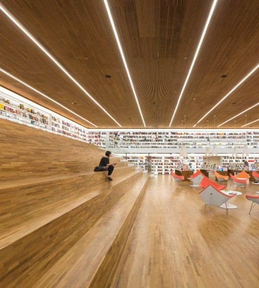 Commercial Building of the Year: cultura bookstore; São Paulo, Brazilië / studio mk27