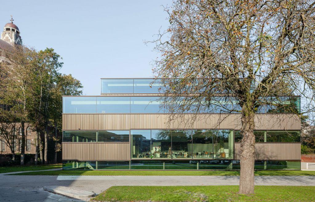 St. Lucas Antwerpen:  een kunstschool als museum (Atelier Kempe Thill)