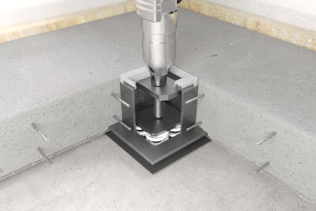 Stravifloor Jackup-R: opkrikbaar zwevend vloersysteem 2.0
