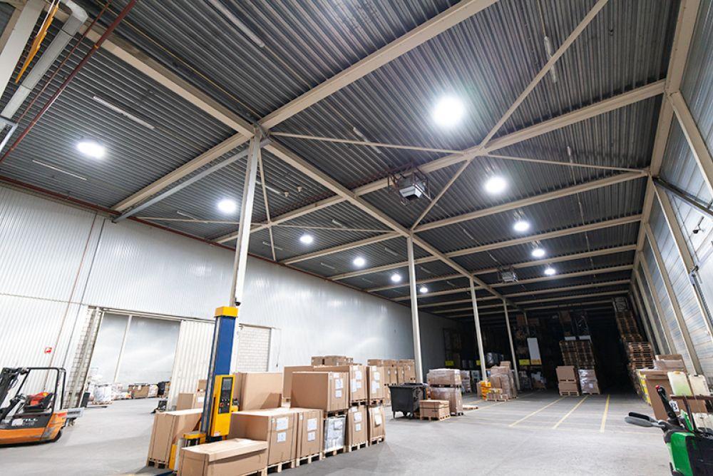 Daglicht in logistieke ruimtes: kostenbesparend én duurzaam