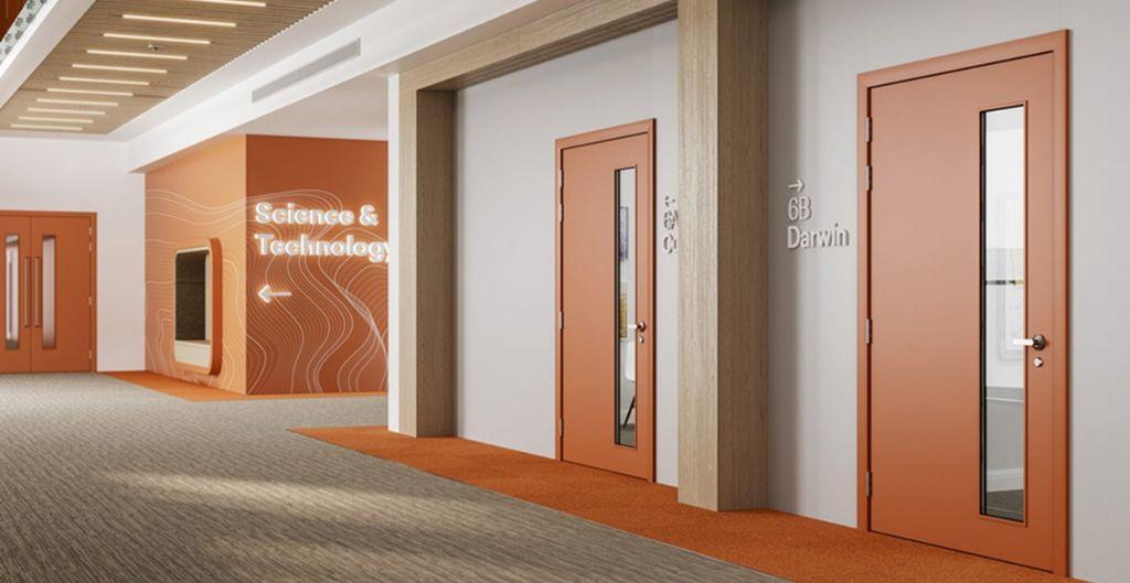Nouvelles collections Formica® Door, la rencontre du style et de la durabilité
