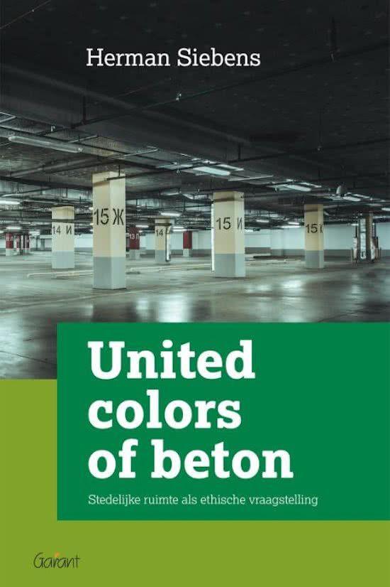 Recensie (Filip Canfyn): United colors of beton. Stedelijke ruimte als ethische vraagstelling