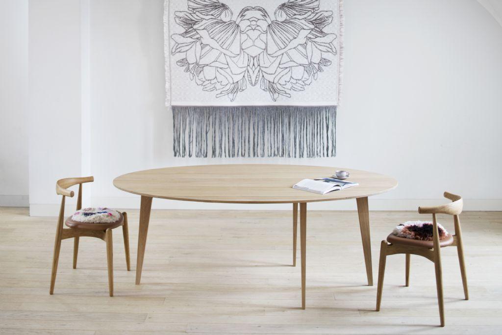 Ykoon lanceert multifunctionele tafel met asymmetrisch potenstel