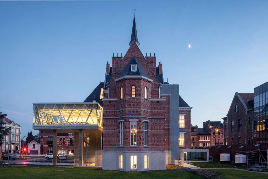 Sociaal Huis Halle