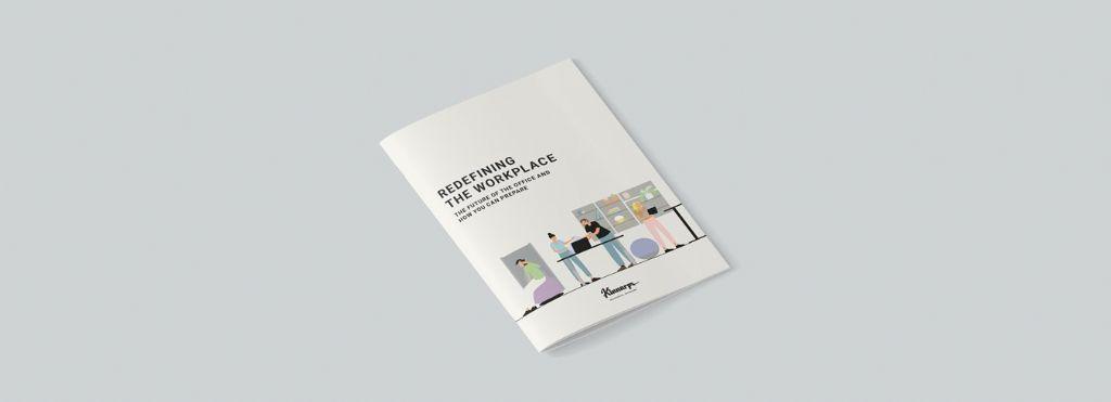 Whitepaper Kinnarps: de werkplek herdefiniëren