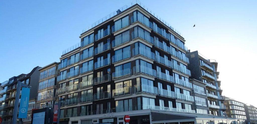 Deck-VQ® vacuümisolatie voor appartement in Sint-Idesbald