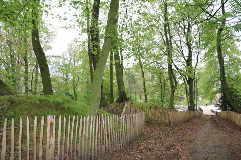 Restauratiewerken aan Marie-Josépark Molenbeek afgerond