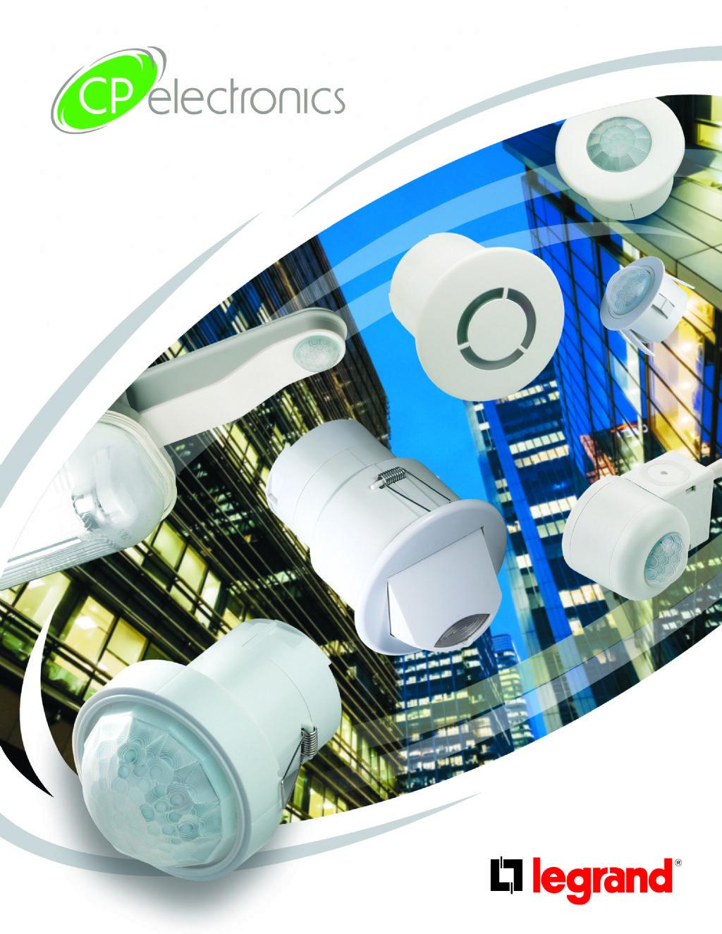 Legrand introduceert met CP Electronics een nieuw gamma verlichtingsautomatisatie