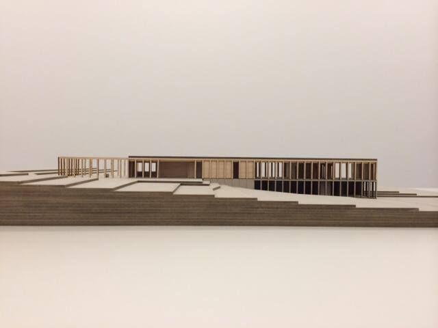 Licht en open paviljoen op Provinciedomein Huizingen door BC Architects