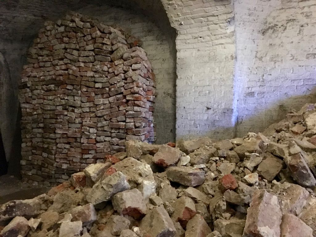 Tour à Plomb : bakstenen voor hergebruik