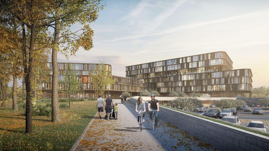 VK Architects & Engineers ontwerpt nieuwbouw Regionaal Ziekenhuis Heilig Hart in Tienen