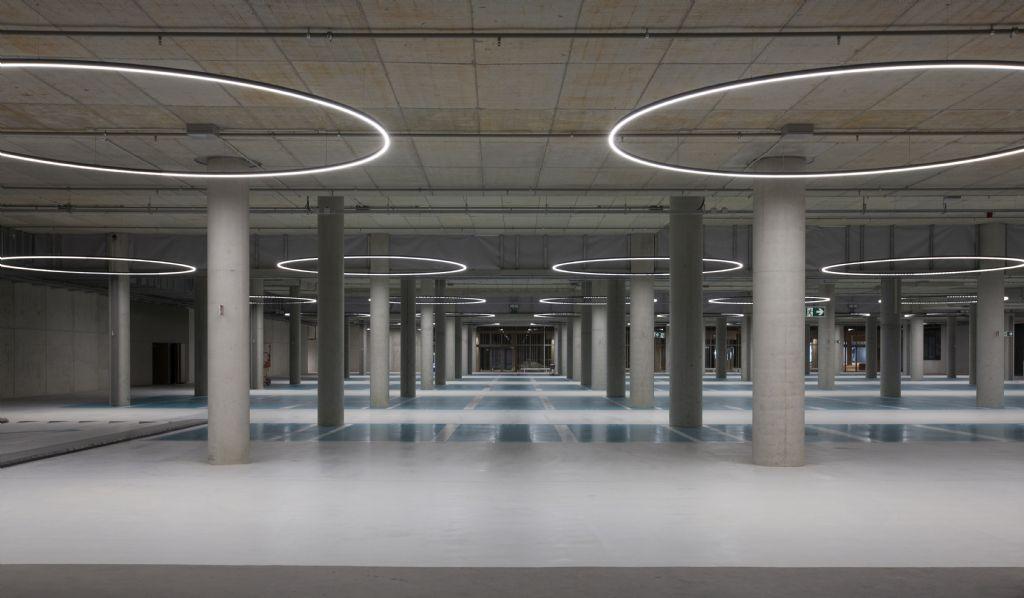 """""""De onderbouw vormde in constructief opzicht de grootste uitdaging"""", aldus projectleiders Bert Jacobs (HOUBEN) en Paul Franck (STRABAG Belgium)."""