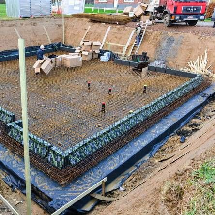 Foamglas vous aide à calculer l'isolation des constructions enterrées