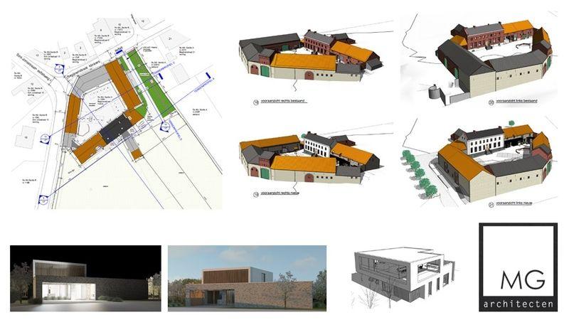 MG architecten uit Keerbergen kwam getuigen over hun ervaring met de implementatie van Revit in 2008. De software kon de uitvoerders van repetitieve taken al zeer snel ontlasten, waardoor ze meer ruimte kregen voor interessantere opdrachten.