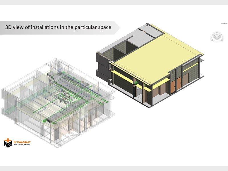 Beter facility management dankzij nieuwe SCAN to BIM-service