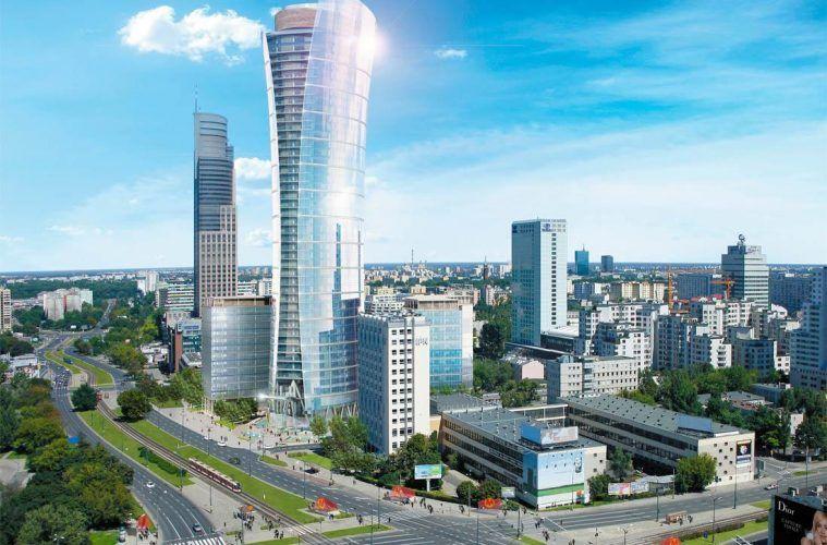 De Warsaw Spire