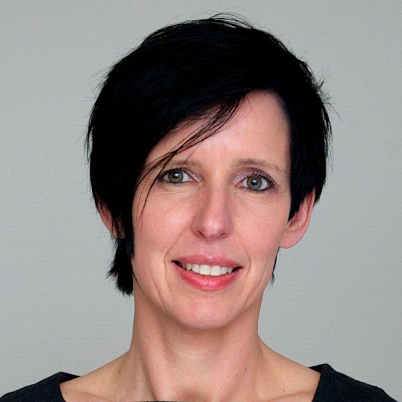 Kati Lamens, voorzitter van het NAV