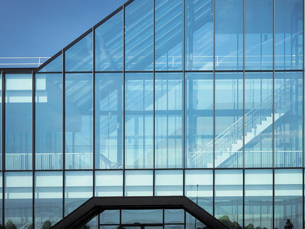 RT 82 HI+ aluminium ramen, minst diepe systeem met hoogste isolatiewaarde