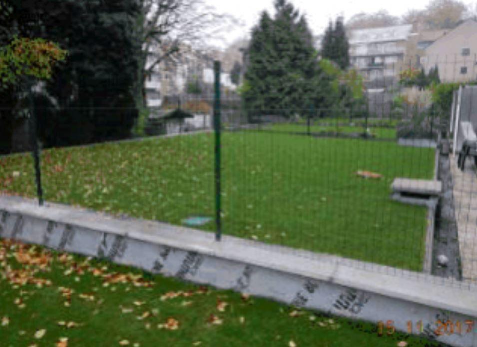 Nieuwe daktuin is verademing voor bewoners appartementencomplex Jette