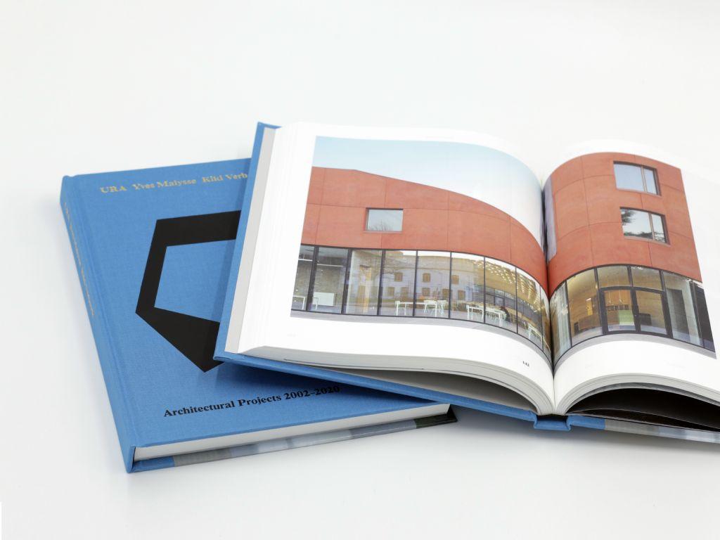 Eerste monografie rond Belgisch architectenbureau URA gepubliceerd