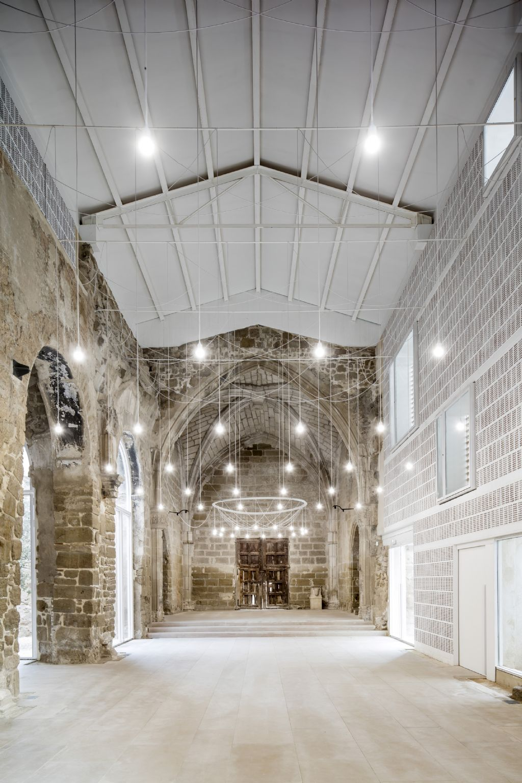 Special Prize Winner: The Old Church of Vilanova de la Barca – Category Building outside the box - AleaOlea architecture & landscape, Spain
