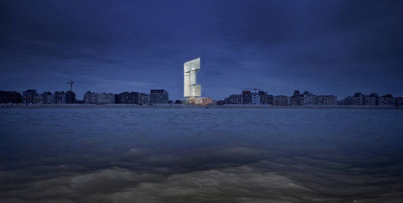 Casino Knokke, Steve Holl i.s.m. BURO II & ARCHI+I