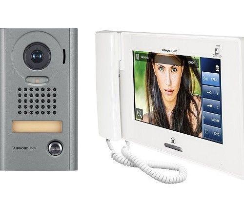 Aiphone verleent zelfs bij afwezigheid toegang aan bezoekers