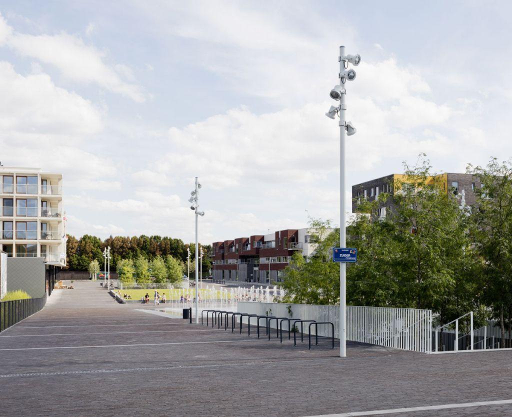 DecimA voegt speelse toets toe aan ZuidBoulevard in Waregem