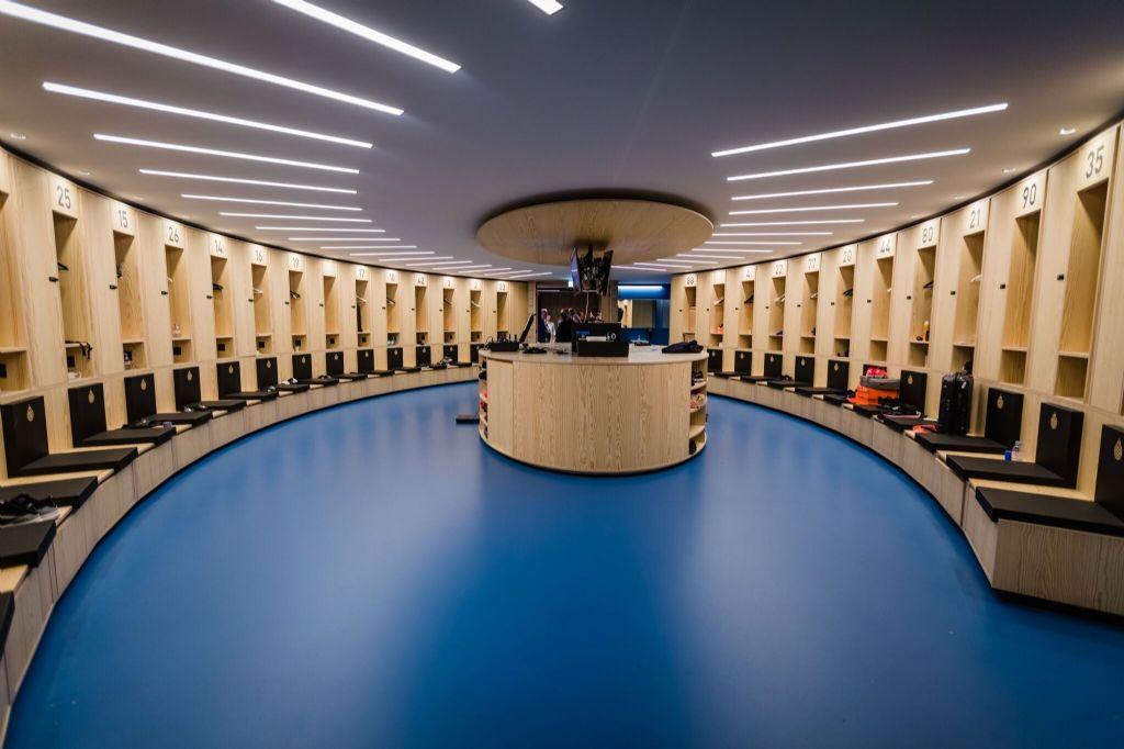 Optimaal comfort en laag energieverbruik in basecamp Club Brugge