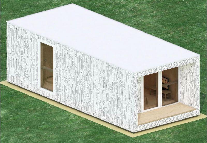 De Bouwdoos, een modulair bouwconcept voor zelfbouwers